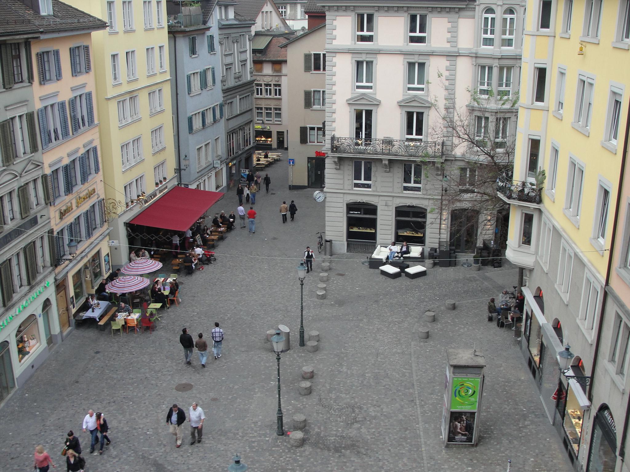 Zurique - Suiça Capital Do Design