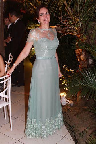 0ca22b2be06c Vestidos longos confortáveis para mulheres acima dos 50 anos | Blog ...